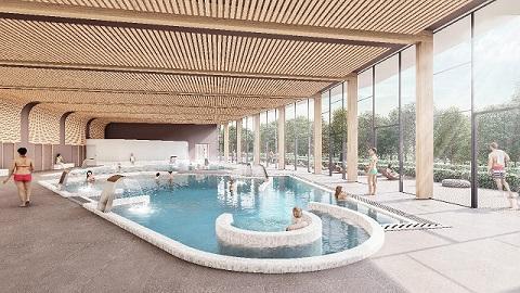 Projet nouveaux thermes fumades les bains 2 agence coste architecture uzessentiel2
