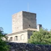 Tour du chateau de sanilhac