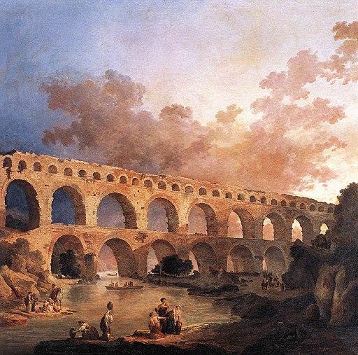 512px pont du gard hubert robert 1786