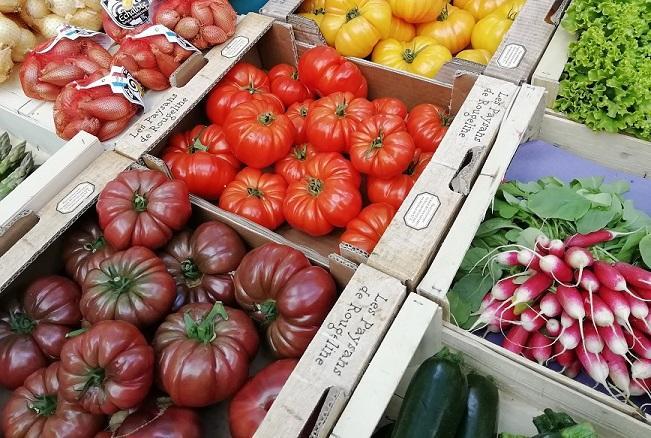 Tomates du marche 1